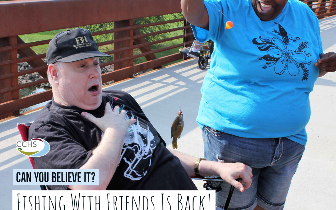 Fishing with Friends is Back!