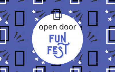 Join Us for the Open Door Fun Fest