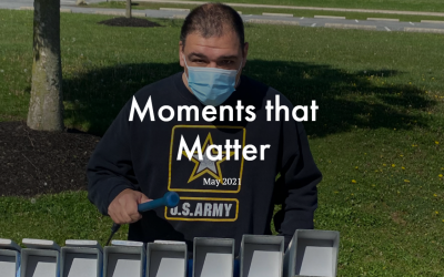 Moments that Matter | May 2021
