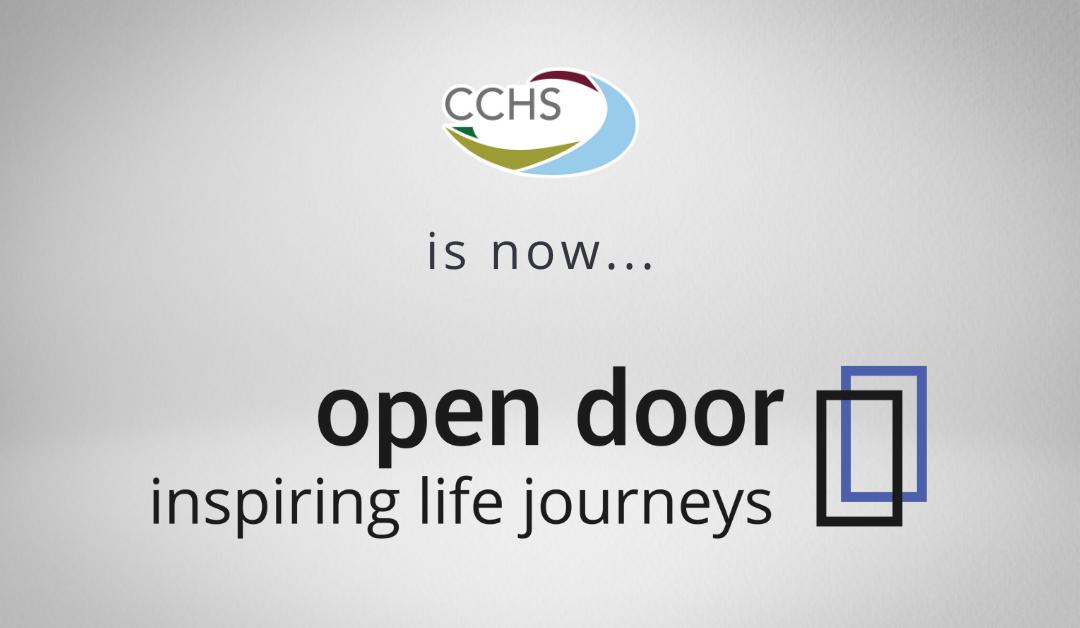 CCHS is now Open Door!
